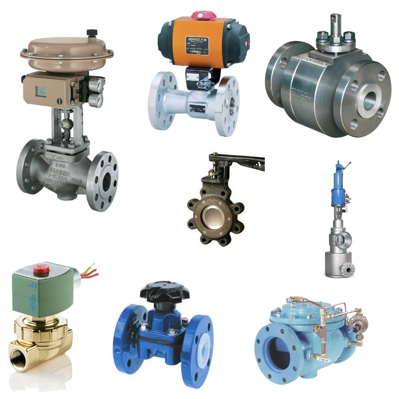 Ives Valve Products